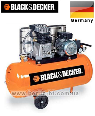 Компрессор Black&Decker CP100/2 (Германия)