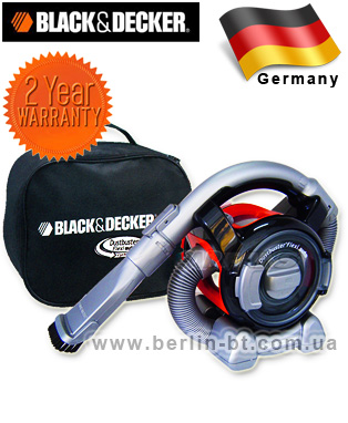 Автопылесос Black&Decker PAD1200 (Германия )