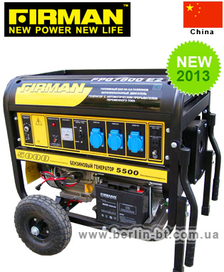 Patriot max power srge 6500 бензиновый генератор